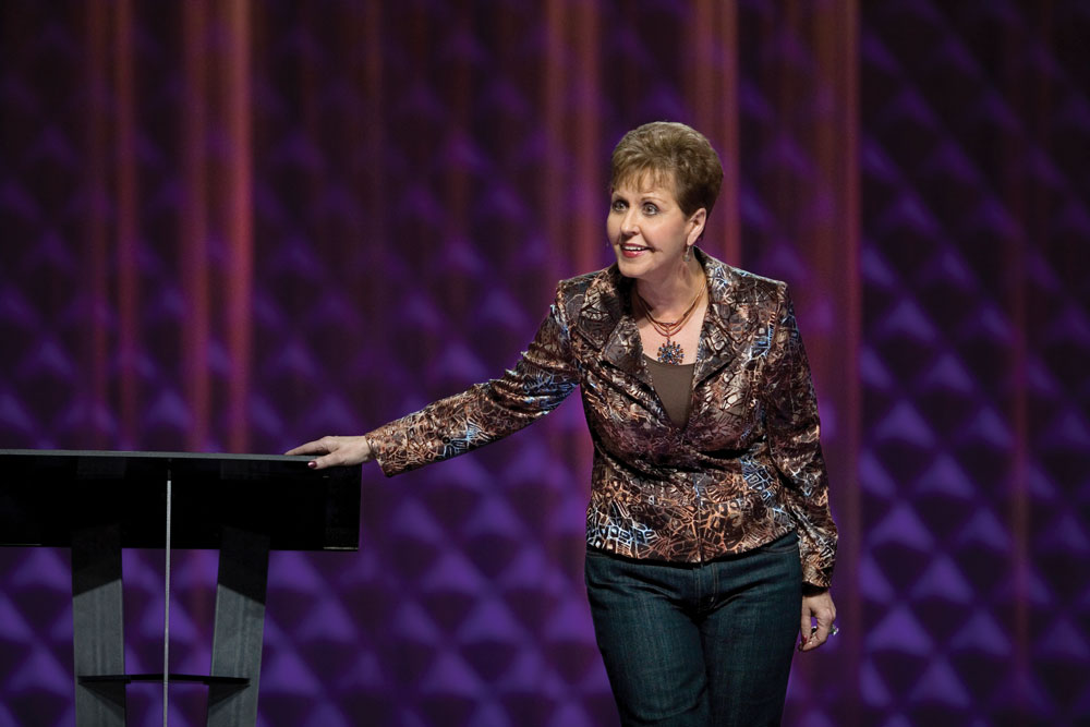 Joyce Meyer Daily Devotional for 26th February 2021 - Checks And Balances