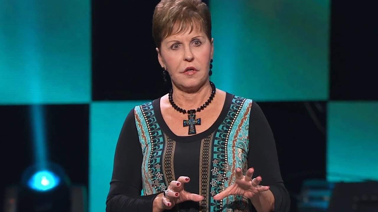 Joyce Meyer Devotional Message 1st March 2021 - Our Confidence Is In Jesus