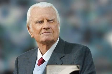 Billy Graham Devotions 4th March 2021 - Jesus Is Coming