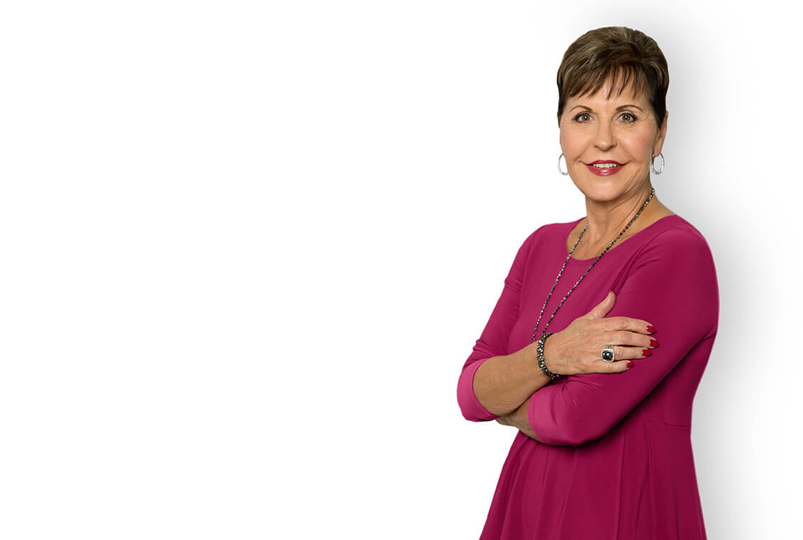 Joyce Meyer Devotional 23rd February 2021 - Possessing The Land