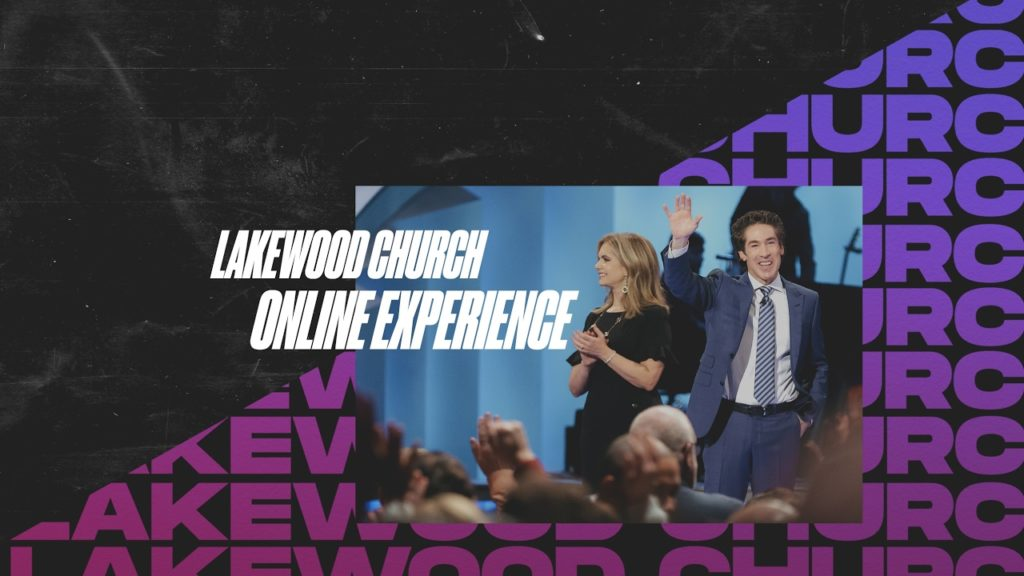 Lakewood Church: Joel Osteen 10th May 2020 Saturday Service