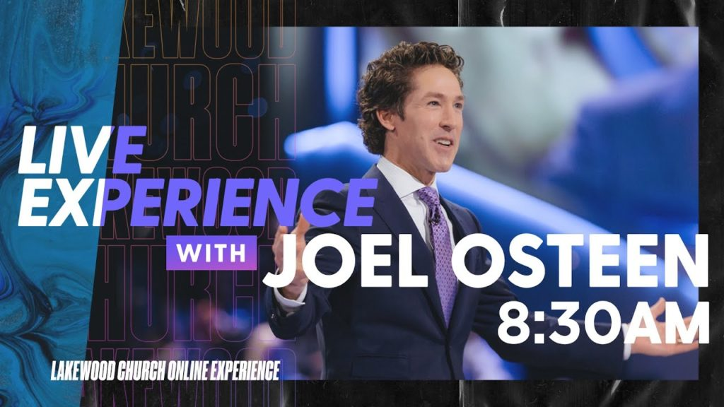 Joel Osteen Sunday Live Service 23rd August 2020 at Lakewood Church