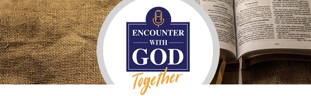 Encounter With God Sunday 27th September 2020 - My Refuge And Strength