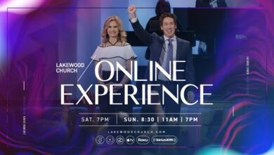 Sunday Live Service with Joel Osteen 7th February 2021 at Lakewood Church