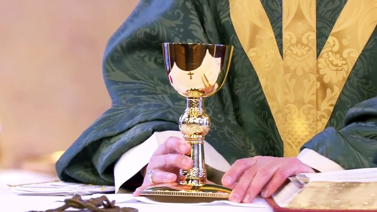 Tuesday 23rd February 2021 Catholic Mass Today Online - PAPA AMEN