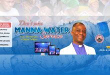 MFM Manna Water Service 3rd March 2021 with Dr D.K. Olukoya