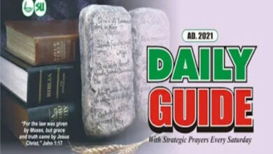 Scripture Union Daily Guide Devotional 5th March 2021 Today - The Certainty Of God's Promises