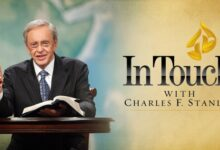 In Touch Devotional 8th March 2021 with Dr Charles Stanley - Always in His Presence