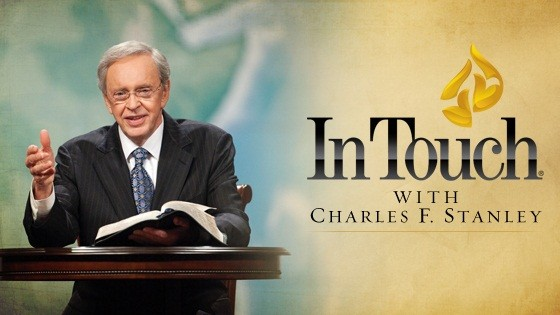 In Touch Devotional with Dr. Charles Stanley 20th February 2021 - Bigger God, Smaller Problems