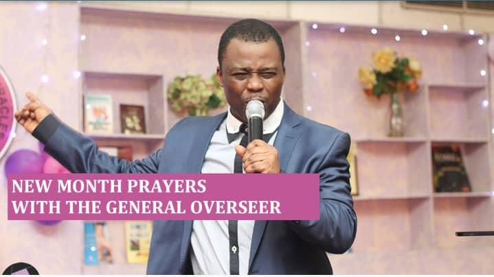MFM New Month Prayer Points June 2021 by Dr D. K. Olukoya