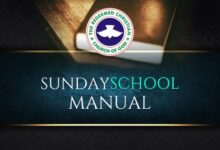 RCCG Sunday School TEACHER Manual 21st February 2021 Lesson 25 – Spiritual Gifts: Identification And