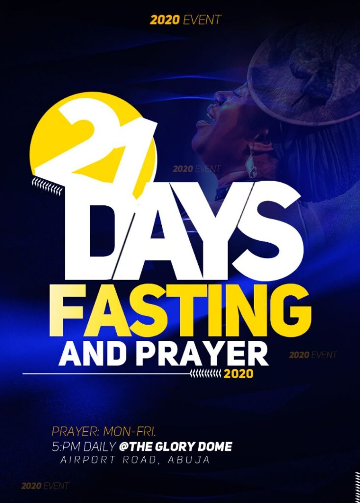Dunamis 2021 Fasting And Prayer Points