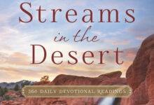 Streams in the Desert Devotional 8th March 2021 - Be Sure of His Promises