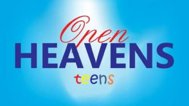 Teens Open Heaven 1st March 2021 – Who Do You Resemble?