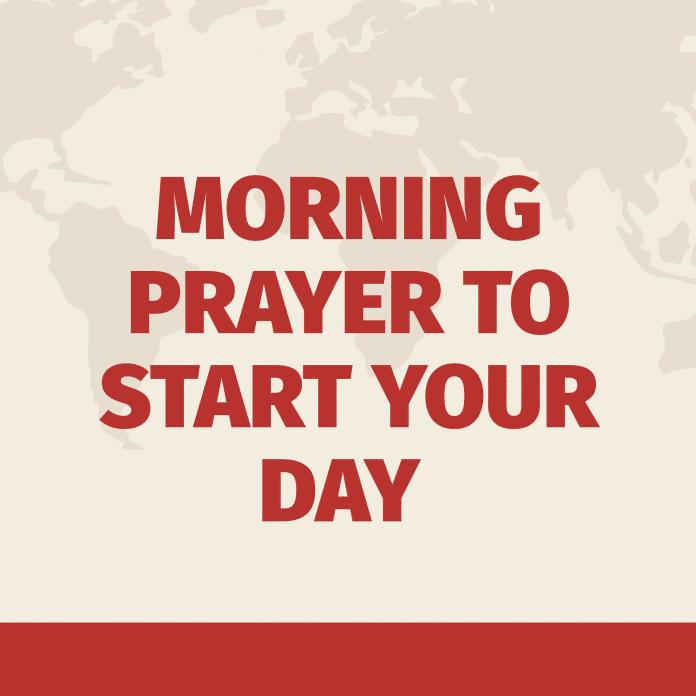 Daily Prayer and Bible Verse 1st September 2021 - Morning Prayer